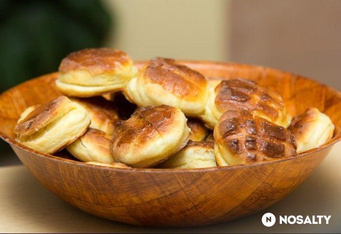 Krumplis pogácsa Zsolt konyhájából