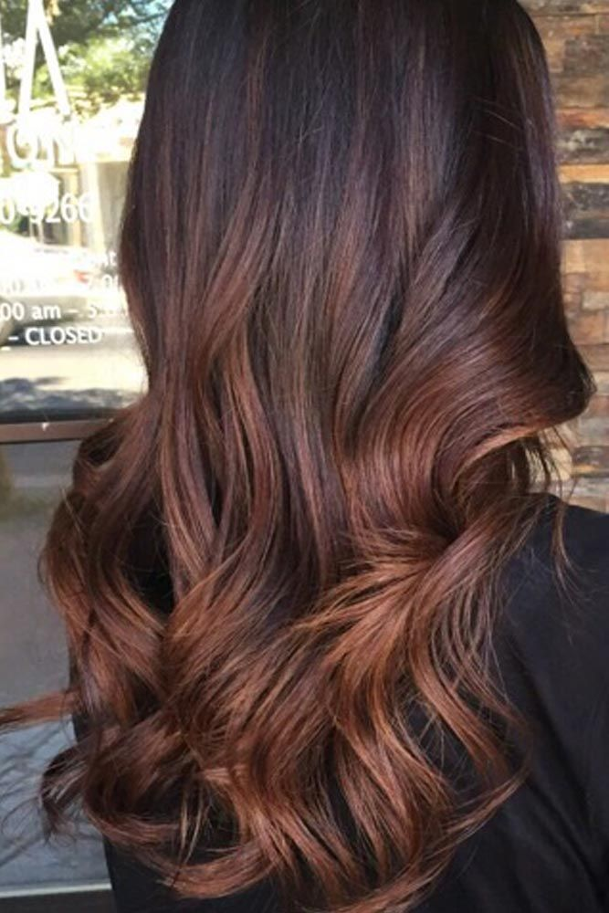 best 25 brown ombre hair ideas on pinterest brunette ombre highlights for black hair and. Black Bedroom Furniture Sets. Home Design Ideas