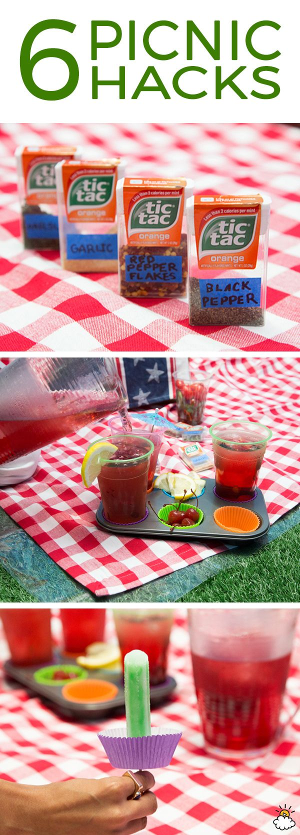 6 Labor Day Picnic Hacks To Ensure You Have A No-Mess, Fun-Filled Time