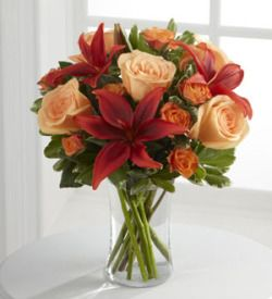 By Brea Florist The FTD® Tigress™ Bouquet