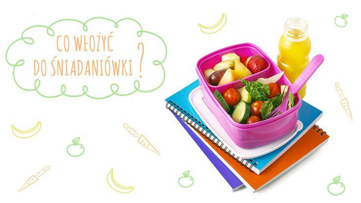 Lunchbox idealny czyli co jeść w szkole? Kuchnia Lidla - Lidl Polska. #lidl #dzieci #lunch
