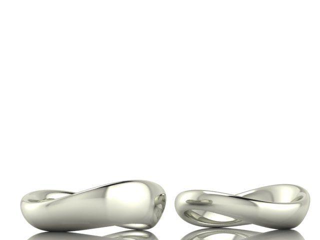 magic Swing-Trauringe Dieser harmonische, doppelt geschwungene Trauring erfüllt alle Kriterien, die man an einen ergonomischen Ring stellen kann-er schmiegt sich in jeder Stellung komfortabel in die Hand – sichtbar ist jedoch nur ein raffiniert geschwungener Bogen. Der Magic Swing ist eine Variation der Swing for You Ringe, bei der sich die geschwungene Ringbreite verjüngt und der Ring je nach seiner Position seine Optik verändert – immer wieder anders wie die Liebe.