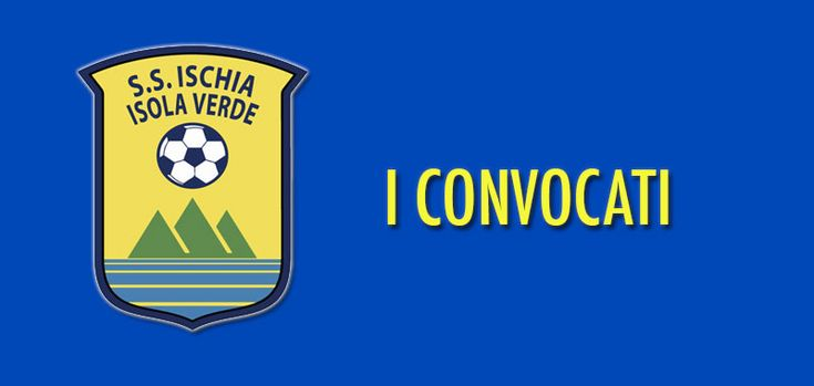 Ischia, i convocati per il derby con la Juve Stabia