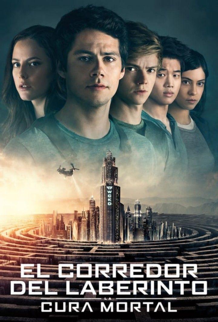 Maze Runner 3 La Cura Mortal En Latino Full Hd 1080p 720p La Película Del Corredor Del Laberinto El Corredor Del Laberinto Laberintos