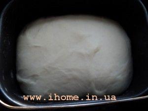 Пампушки к борщу тесто в хлебопечке фото