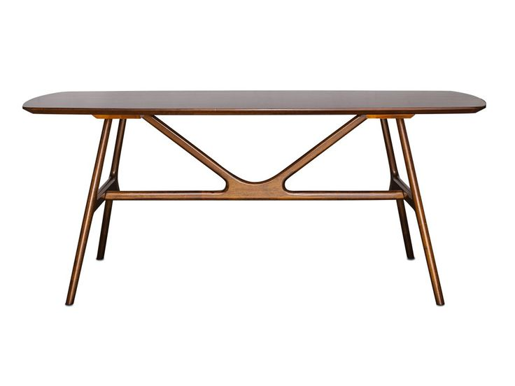 Best Dining Table Scandinavian amazing dining table scandinavian dining table scandinavian design dining table house design ideas Urban Home Odense Dining Table Create A Retro Minimalist Look With Our Modern Scandinavian Style
