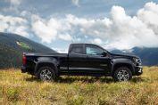 2015 Chevrolet Colorado Z71 Side Profile