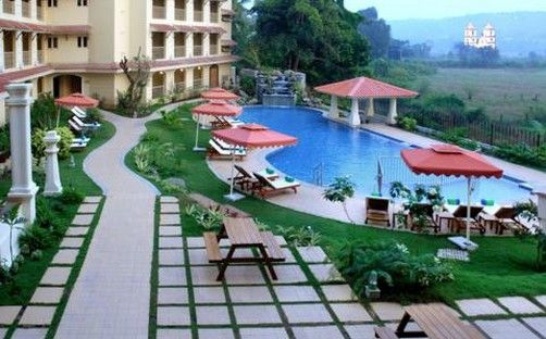 Enjoy Goa hotels rooms, spa and pool at http://www.fortunehotels.in/resort/Goa-Fortune_Select_Regina.aspx