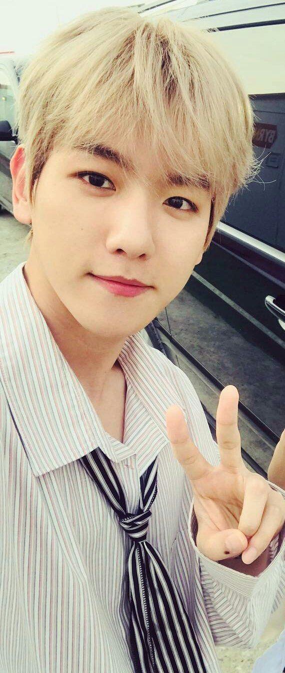 Baekhyun é tão lindo