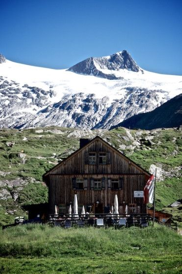 Hiking tip: hut hike in the National Park Hohe Tauern, Austria