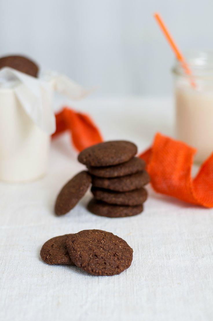 Biscotti cannella e cioccolato