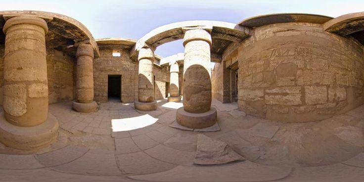 Templul Karnak, Luxor