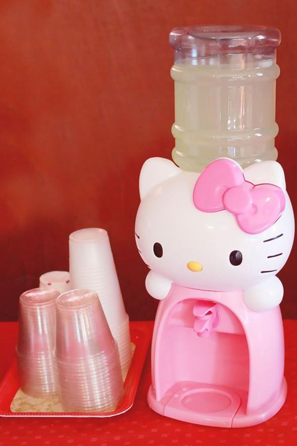 Hello Kitty Tea Party Ideas