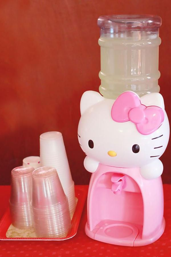 Hello Kitty Tea Party Ideas