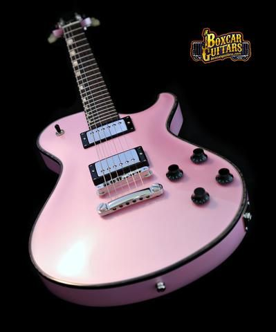 Boxcar Guitars has some rocking collection of Boutique Guitars and Custom Electric Guitars and they all are perfect.