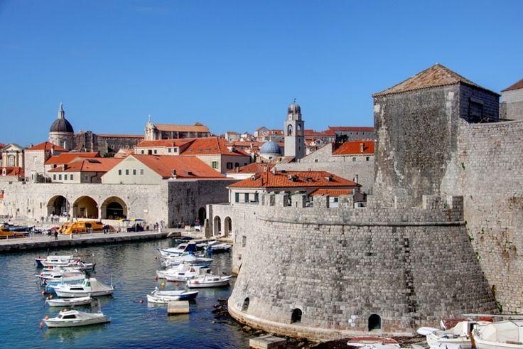 CROATIE Les remparts de Dubrovnik