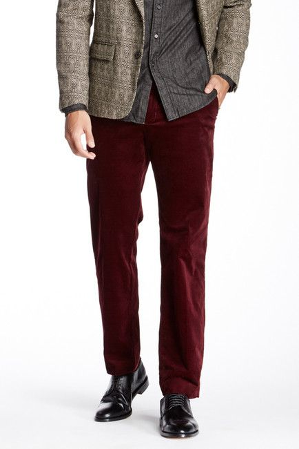 $228, Trina Turk Mr Turk Clyde Trouser. Sold by Nordstrom Rack. Click for more info: https://lookastic.com/men/shop_items/162333/redirect