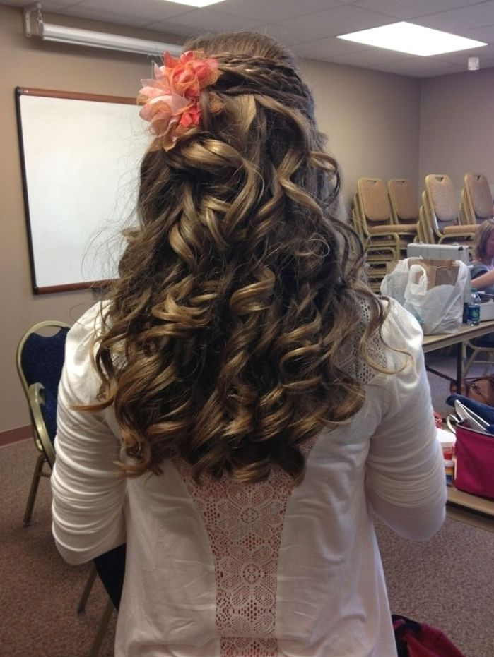 Pin By Kristen Anderson On Hair Junior Bridesmaid Hair Bridesmaid Hair Pretty Hairstyles In 2021 Junior Bridesmaid Hair Bridesmaid Hair Pretty Hairstyles