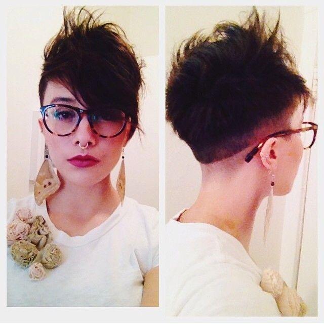 salon short haircuts 81 best bold short haircut ideas images on pinterest short