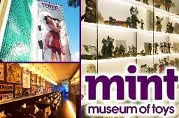 MINT Museum of Toys. Heaven for a toy-lovers! Find a world-class toy collections from 25 countries here. Oh, there's also a wine bar at the top floor with splendid view of the city :D #SGTravelBuddy http://www.yoursingapore.com/content/traveller/en/browse/see-and-do/family-fun/science-and-discovery/mint-museum-of-toys.html