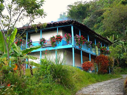 Casa Campesina Antioqueña, Colombia