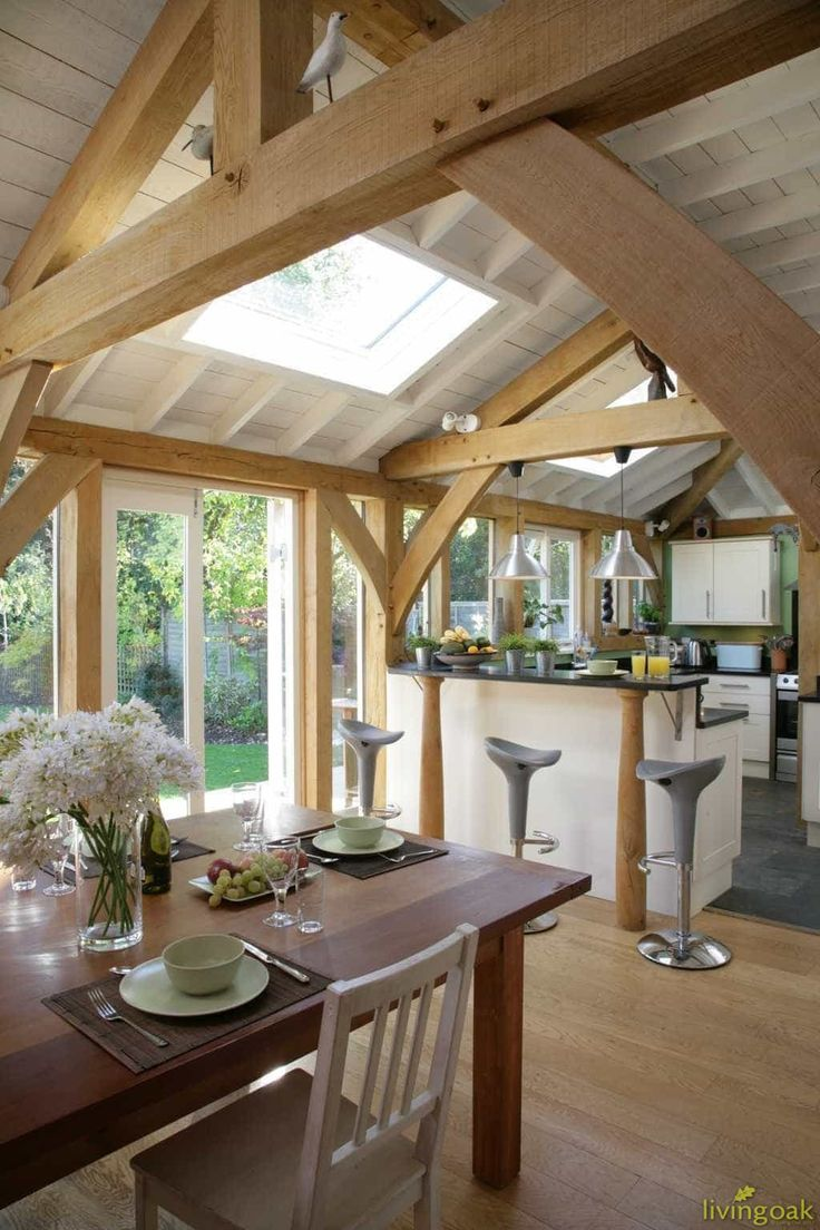 View our gallery of beautiful oak framed buildings