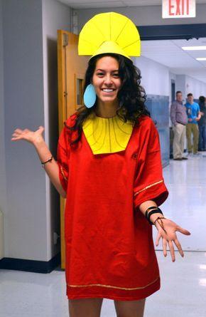 Disfraz rey león se puede hacer con una bolsa roja http://www.multipapel.com/familia-material-para-disfraces-maquillaje-bolsas-de-color.htm
