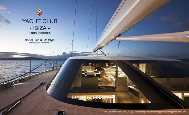 yacht club ibiza - islas baleares - social club & life style www, Innenarchitektur ideen