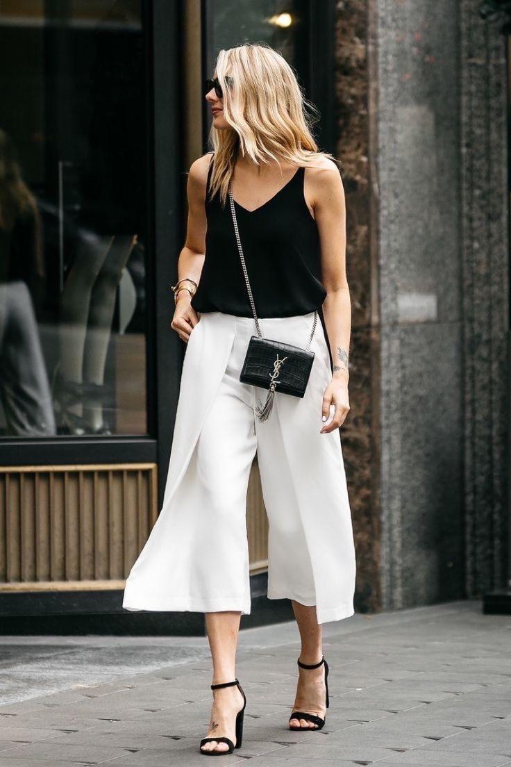 20 Looks Primaverales En Blanco Y Negro Que Son Todo Menos Aburridos   Cut & Paste – Blog de Moda