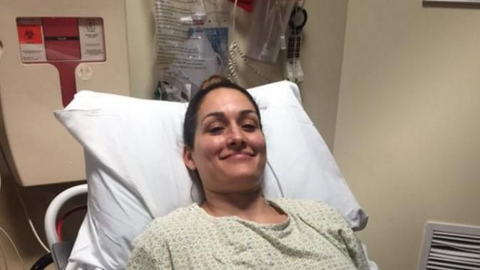Nikki Bella's Neck Surgery Was A Success, But Her Return To WWE Remains In Question