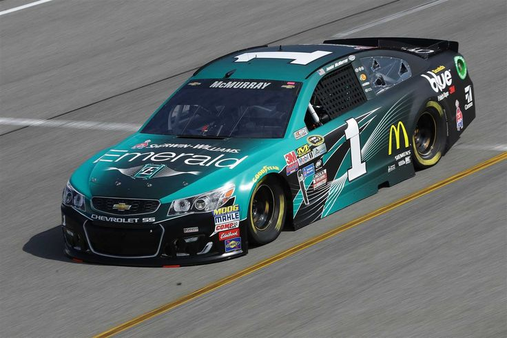 J-Mc  4th  --  Starting lineup for the Federated Auto Parts (Richmond-Sept.) 400   Photo Galleries   Nascar.com