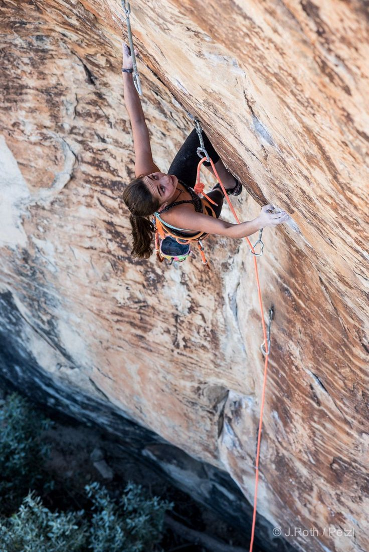 Climber Spotlight: Brooke Raboutou by Natalie Siddique