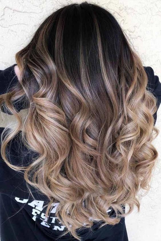 We know, the rule engaging side of this hair shading for which these caramel hig…