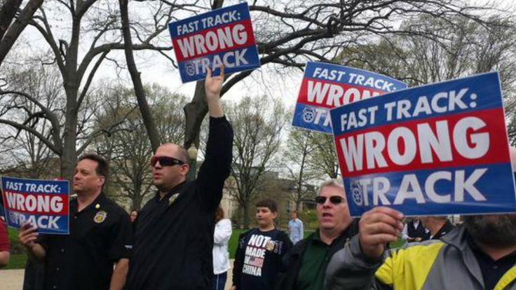"""A Corporate Trojan Horse"": Critics Decry Secretive TPP Trade Deal as a ..."