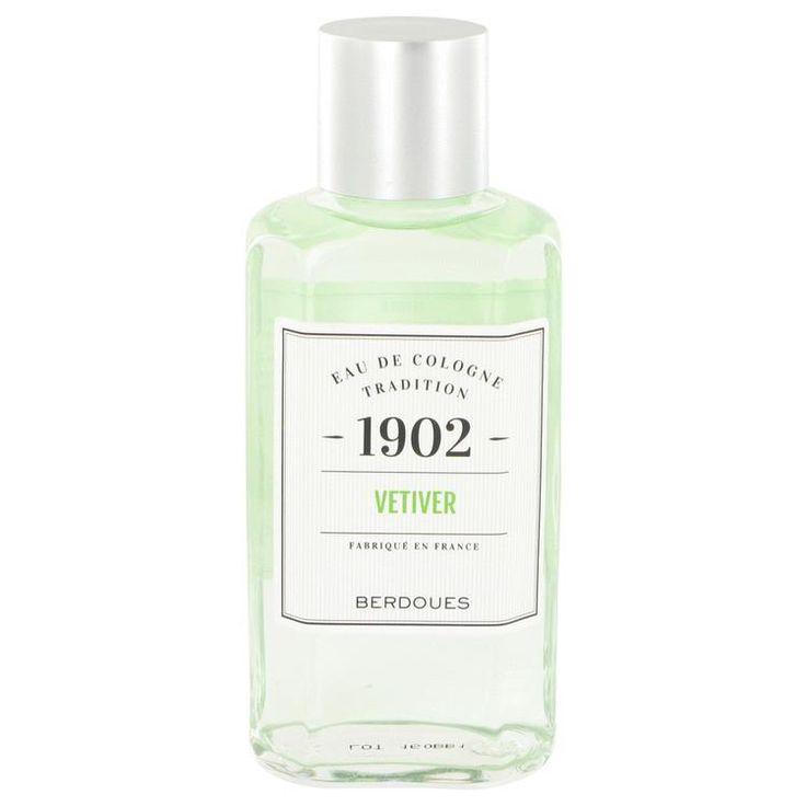 1902 Vetiver Eau De Cologne (Unisex) By Berdoues