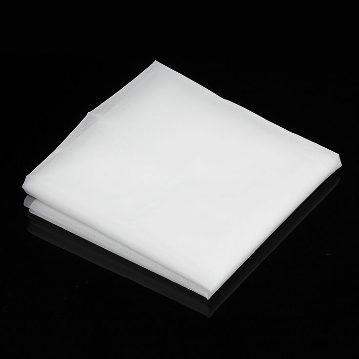 1x1M Nylon Filtration 140 Mesh Water Oil Industrial Filter Cloth 40x40 Inch