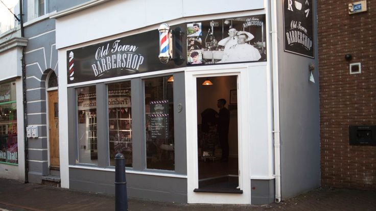 OLD TOWN BARBER SHOP                              9 High Street, Hythe, Kent. CT21 5AD