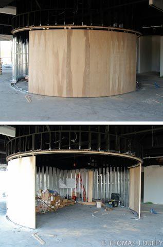 A large curved pocket door set for a 16\u0027 x 8\u0027 opening. Lenovo & 11 best Curved Doors images on Pinterest | Pocket doors Pockets ... Pezcame.Com