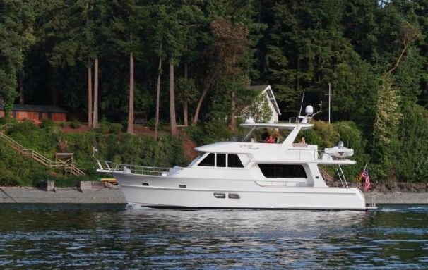 2011 Grand Banks 53 Aleutian RP for sale in Seattle, WA #BoatsForSale #GrandBanks #YachtsForSale