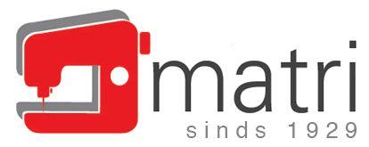 Matri Naaimachines, Lockmachines,  Paspoppen. Groot assortiment, vele merken , voordelige prijzen. Gratis en snelle levering.