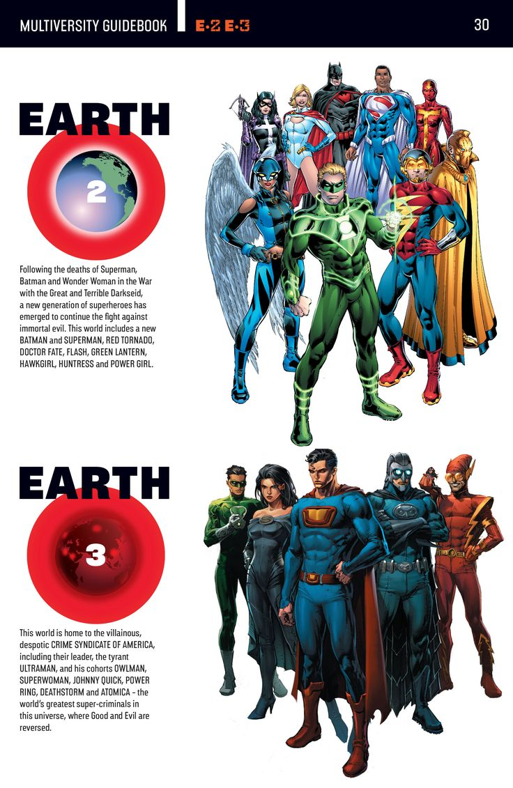 The Dc Multiverse  Shiny  Comic Book Heroes, Marvel Dc -3708