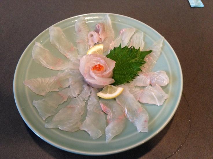 fluke sashimi - photo #8