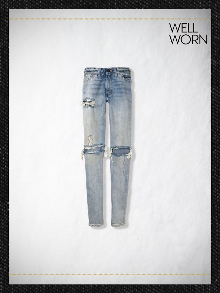 Levi S Vintage 606 Sky High Denim 46 Best Denim Images On