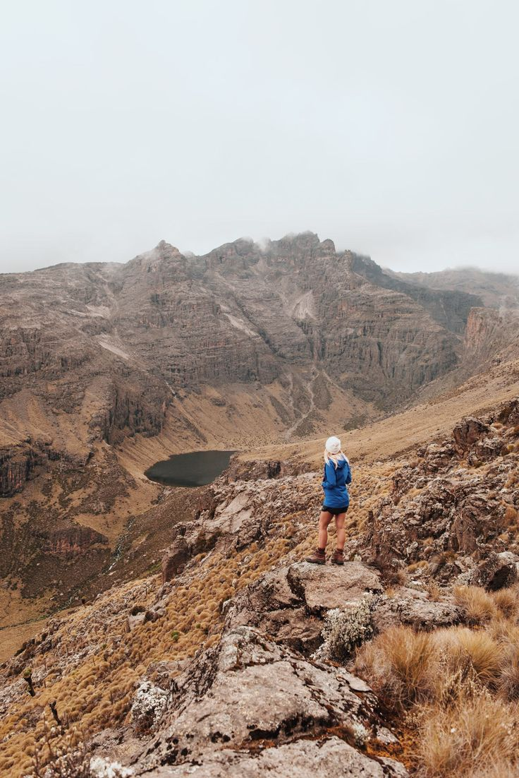 The Mountains are Calling; Mount Kenya – Gypsea Lust Photo