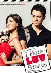 I Hate Luv Storys || I underestimated this movie. It was way better than I thought it'd be. Bollywood never ceases to make me fall in love ha