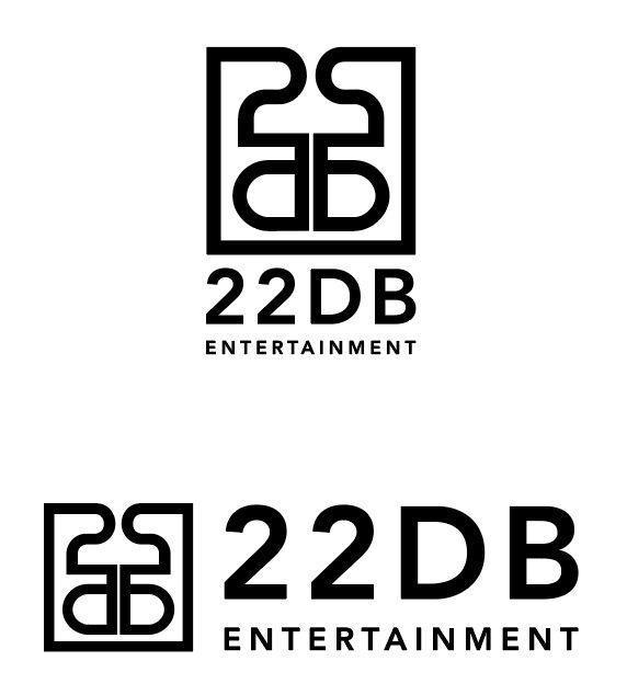 22DB Entertainment Logo Design