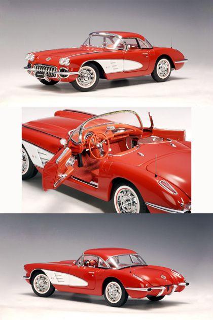 60s Corvetter