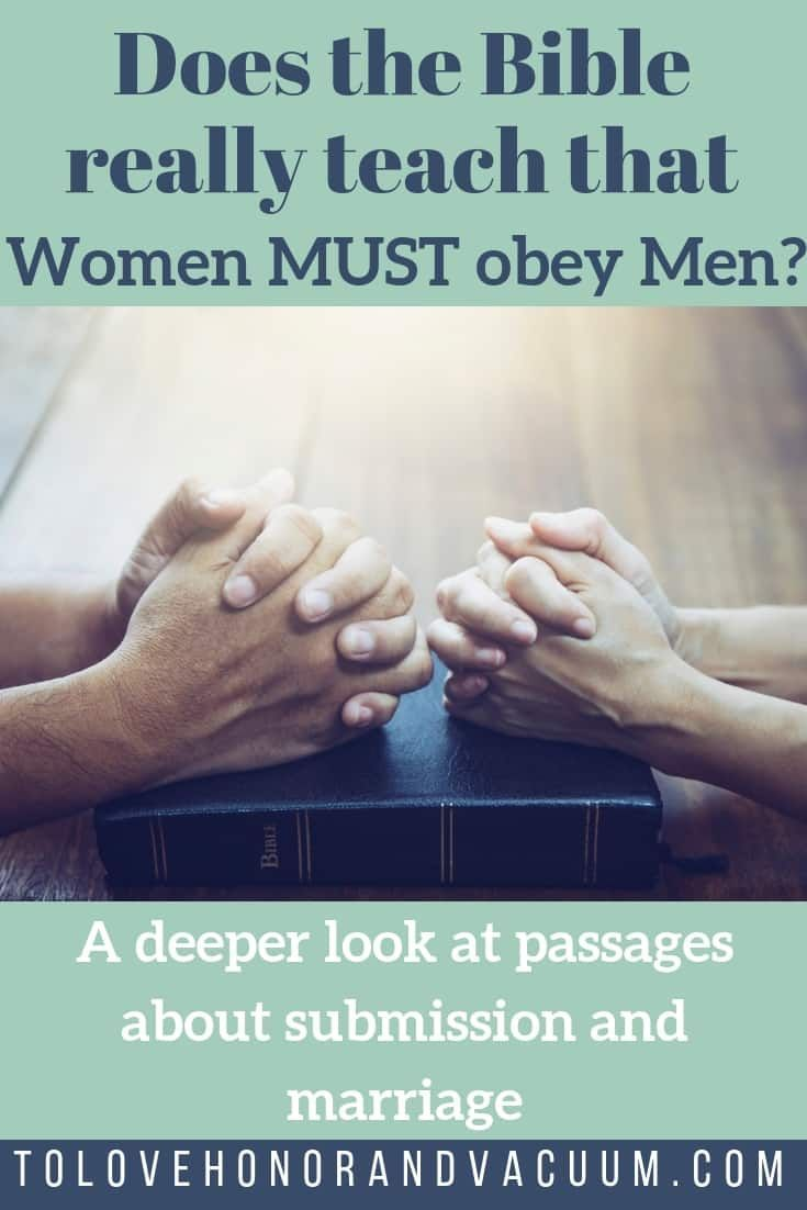 Does The Bible Actually Say Wives Must Always Obey Their -4368