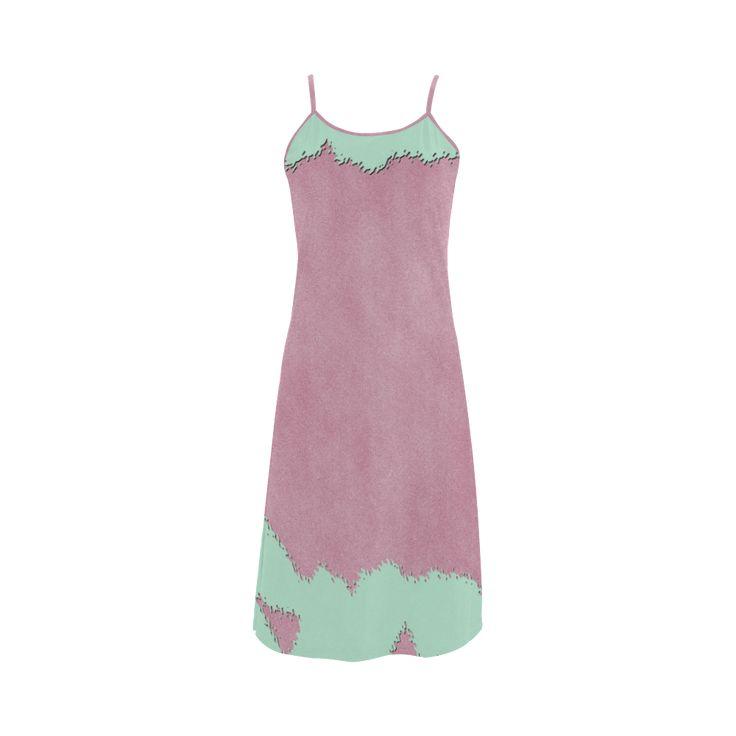 slip dress- A spring ahead Slip Dress