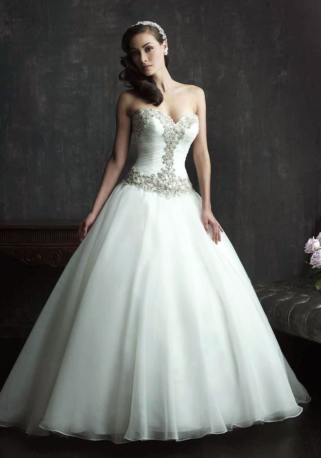 Impresionante selección de vestidos de novias